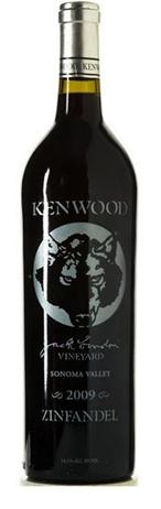 Kenwood Zinfandel Jack London Vineyard
